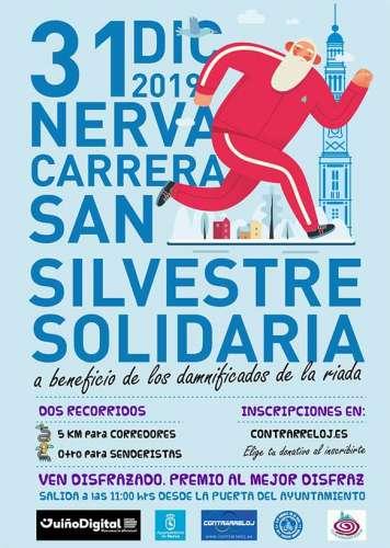 San Silvestre Solidaria Nerva