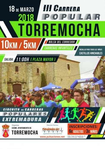 III Carrera Popular Torremocha