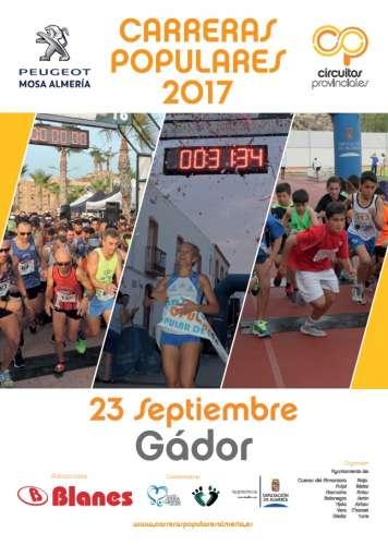 Carrera Popular Gador 2017
