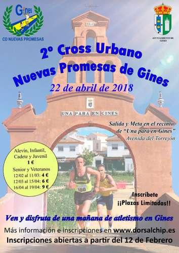 II Cross Nuevas Promesas de Gines