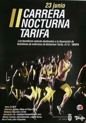II Carrera Nocturna Tarifa