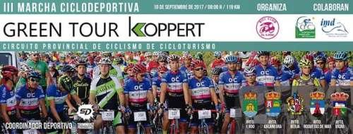 III Marcha Ciclodeportiva Green Tour Koppert
