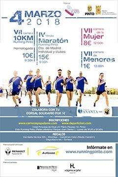 IV Medio Maratón Running Pinto