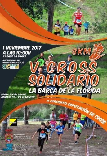 IV Cross Solidario La Barca