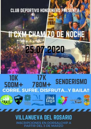 II CxM Chamizo Trail Nocturno
