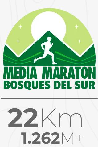 Media Maratón Trail Bosques del sur