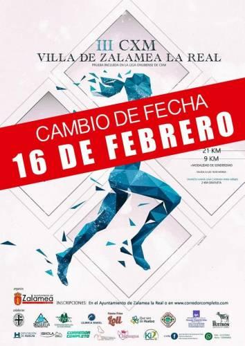 Carrera de Monta�a III CxM Villa de Zalamea la Real