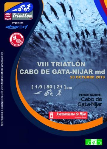Carrera VIII Triatlón Cabo de Gata - Níjar