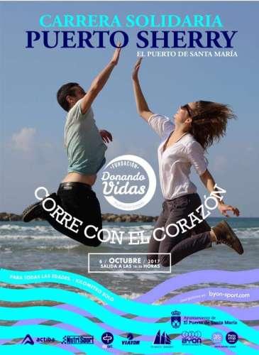 Carrera Solidaria Puerto Sherry