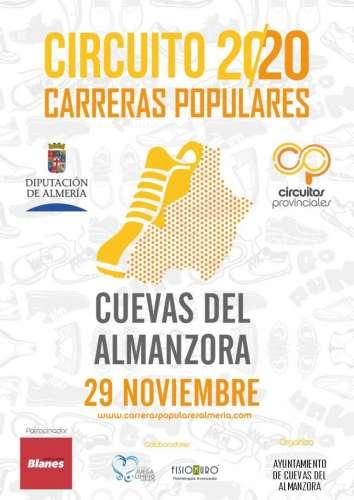Carrera Carrera Popular de Almanzora 2020