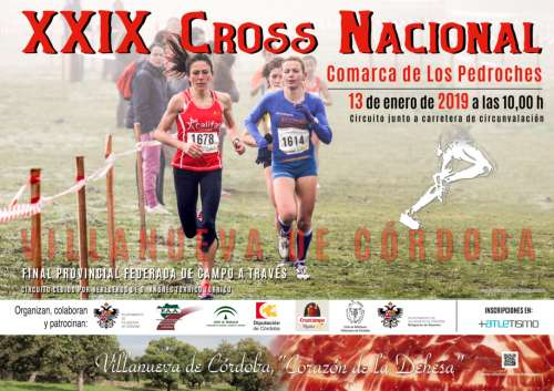 Cross XXIX Cross Nacional Comarca de los Pedroches