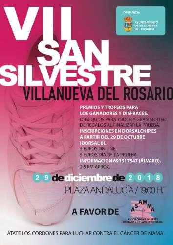 VII San Silvestre Solidaria Villanueva del Rosario