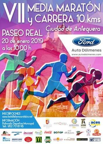VII Media Maratón Ciudad de Antequera