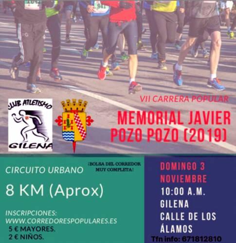 VII Carrera Memorial Javier Pozo Pozo
