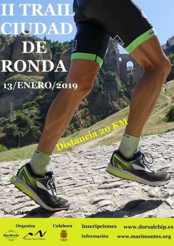 II Trail Ciudad de Ronda