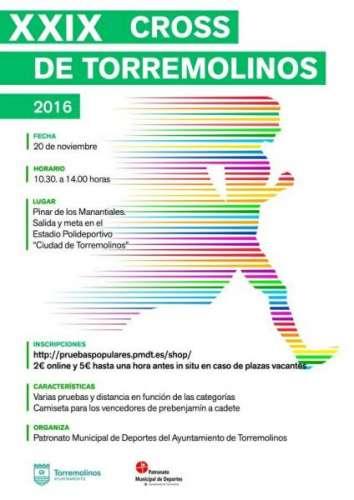 XXIX Cross de Torremolinos 2016