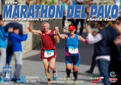 XXXVII Maratón del Pavo de Espera