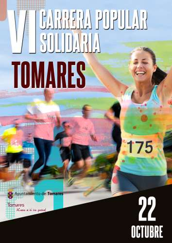 VI Carrera Popular Solidaria Ciudad de Tomares