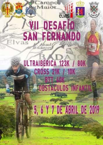 VII Desafío San Fernando 40K BTT
