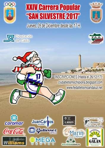 XXIV Carrera Popular San Silvestre de Chipiona