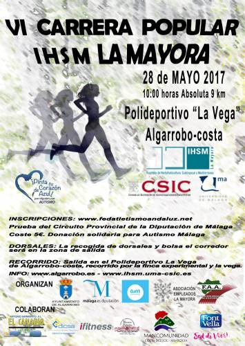 VI Carrera Popular IHSM La Mayora