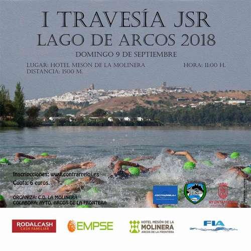 I Travesía JSR Lago de Arcos