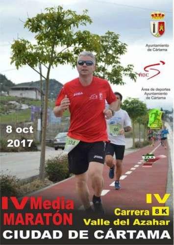 IV Media Maratón Ciudad de Cártama