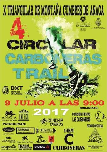 IV Circular Carboneras Trail