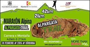 I Maratón Alpina Alpargata Trail