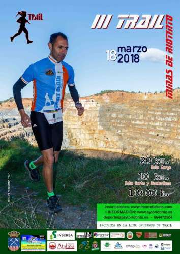 III Trail Minas de Riotinto
