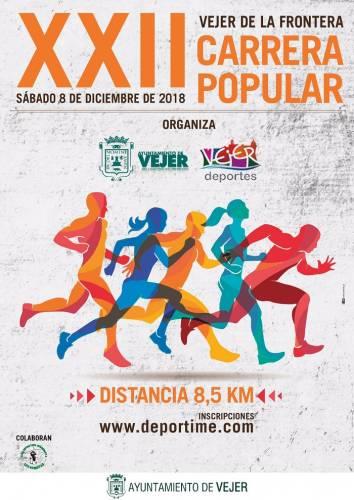 XXII Carrera Popular Ciudad de Vejer