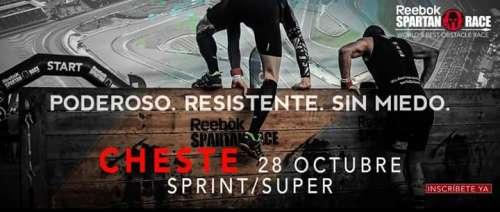Spartan Race Cheste