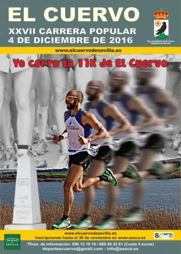 XXVII Carrera Popular El Cuervo