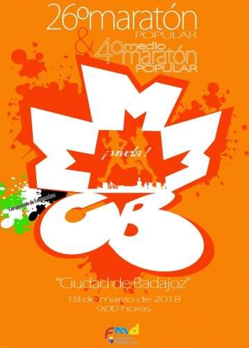 26º Maratón Popular Ciudad de Badajoz