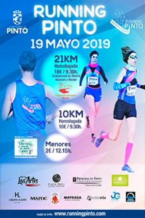 V Medio Maratón Running Pinto