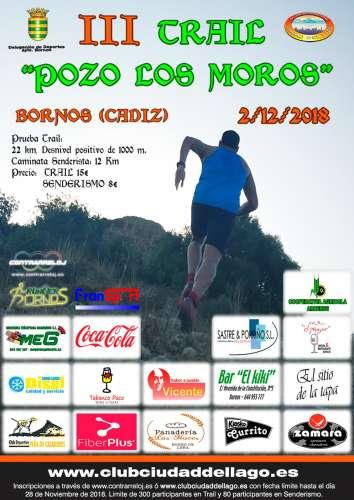 Carrera III Trail Pozo Los Moros