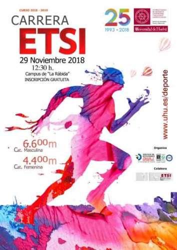 Carrera ETSI 2018