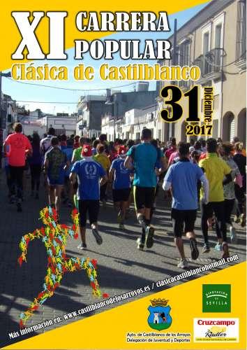 XI Carrera Popular Clásica de Castilblanco