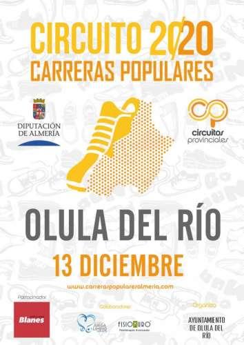 Carrera Carrera popular de Olula del Río 2020