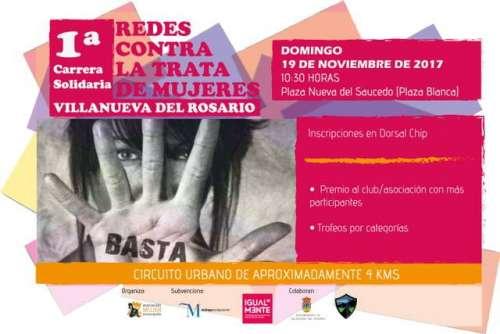 I Carrera Solidaria Redes Contra la Trata de Mujeres