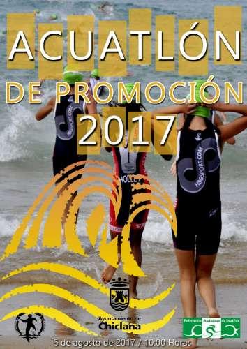 VI Acuatlón de Promoción Playas de Chiclana