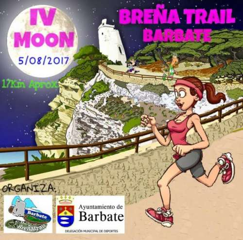 IV Breña Trail Moon Barbate