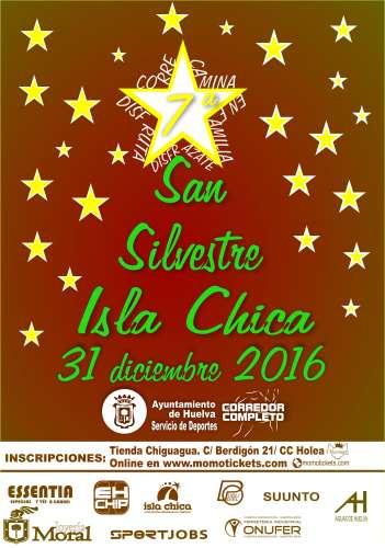VII San Silvestre Isla Chica