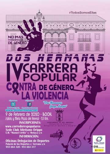 IV Carrera Popular contra la Violencia de Género