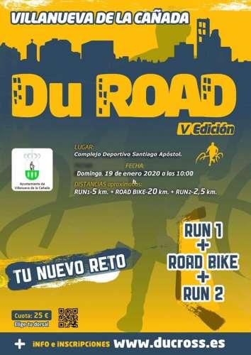 V Du Road