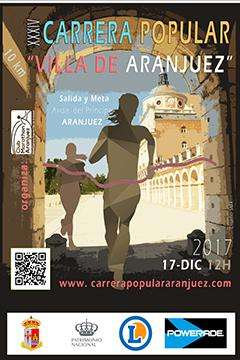 XXXIV Carrera Popular Villa de Aranjuez