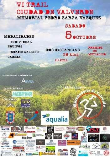 VI Trail Ciudad de Valverde