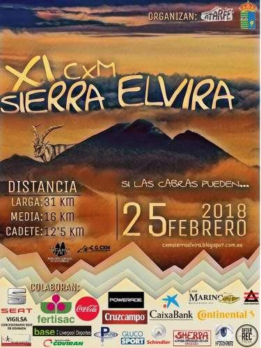 Carrera XI CxM Sierra Elvira