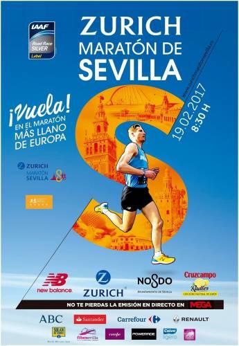 XXXIII Zurich Maratón de Sevilla