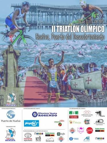 II Triatlón Huelva Puerto Del Descubrimiento